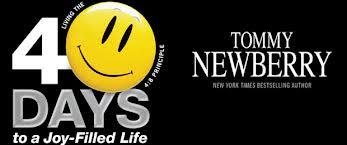 40 days joy