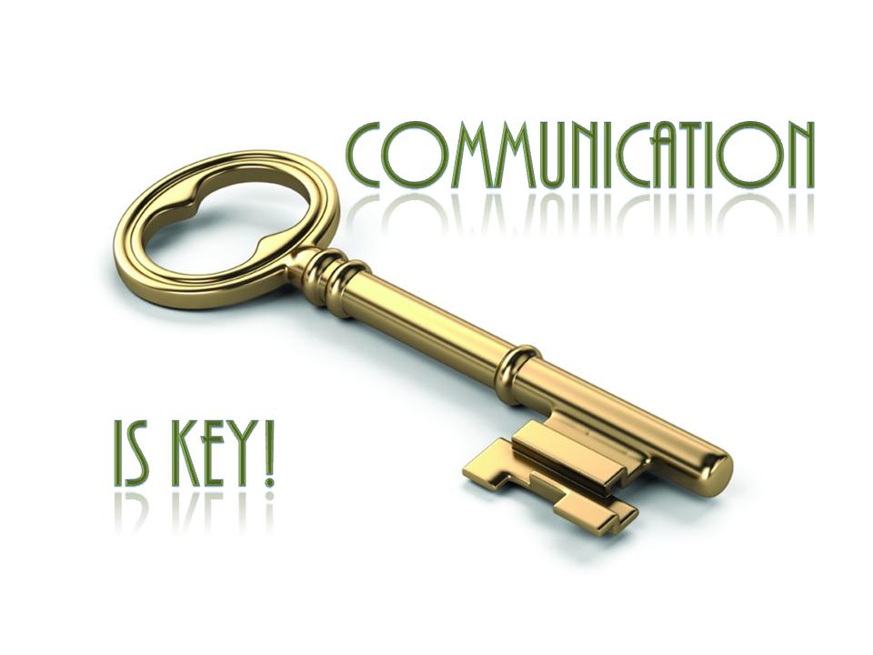 Comm is Key
