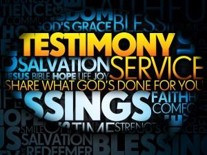 Testimony-Service