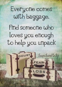 baggage unpacked